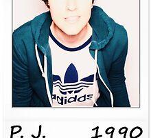 P.J. 1990 by kurarissasan