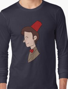 11th Doctor Long Sleeve T-Shirt