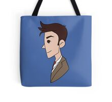 10th Doctor Tote Bag