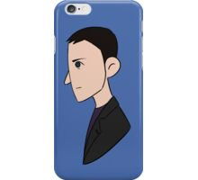 9th Doctor iPhone Case/Skin