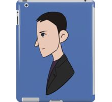 9th Doctor iPad Case/Skin