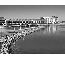 Dolphin Quay Mandurah (6) Photographic Print