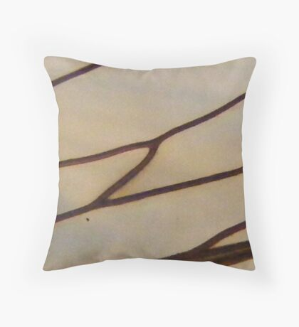 What is this ?solved by Barb Callahan Throw Pillow