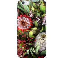 Flora (australian natives) iPhone Case/Skin