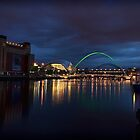 Newcastle Upon Tyne by Simon Marsden
