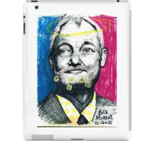 Bill Murray is God iPad Case/Skin
