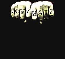 LOVE / HATE TATTOO Unisex T-Shirt