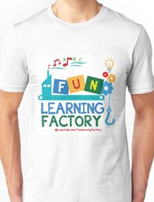 Fun Learning Factory Official Logo Unisex T-Shirt