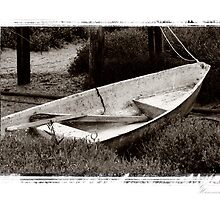 The boat by ©FoxfireGallery / FloorOne Photography