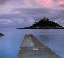 St Michaels Mount by Rachel Slater