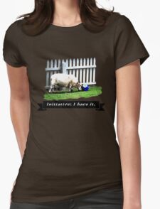 Initiative Womens Fitted T-Shirt