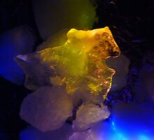 THE ICE ANGEL  by leonie7