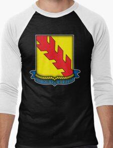 Victory Or Death! Men's Baseball ¾ T-Shirt