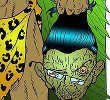 Shrunken Head by Psychoskin