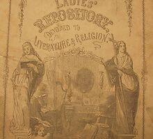 Ladies Repository 1863 by Joni  Rae
