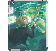 Science Fiction USUK iPad Case/Skin