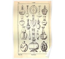A Handbook Of Ornament With Three Hundred Plates Franz Sales Meyer 1896 0354 Vases Bottle Poster
