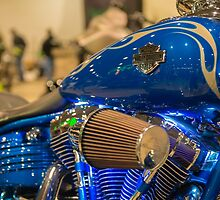 2008 Harley Rocker by Bill Spengler