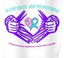 POTS Superheroes Poster