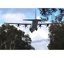 Hercules - Richmond RAAF Base NSW Australia Photographic Print