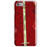Michonne Tarot Card iPhone Case/Skin