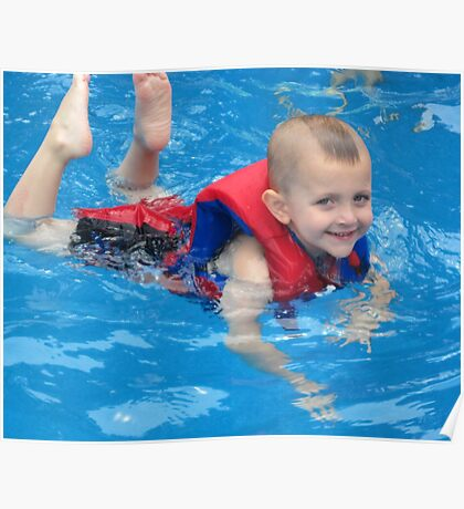 Swim, Caden, Swim Poster