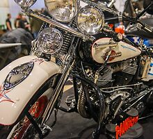 1960 Harley Panhead by Bill Spengler