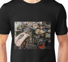 1960 Harley Panhead Unisex T-Shirt