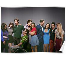 Glee Cast Season 6 Poster