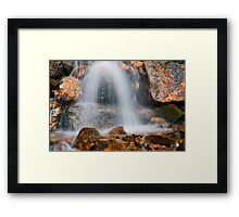 Where I Belong... Framed Print