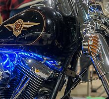 1997 Harley Fatboy by Bill Spengler
