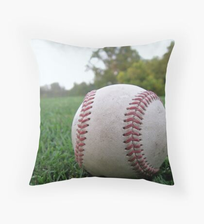 End of the Game Throw Pillow