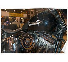 1992 Harley Heritage Poster