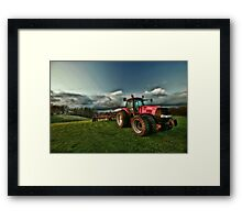 Case 305 Framed Print