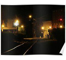 7th Street Railway Poster