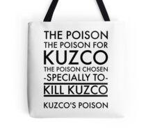 The Poison. in black Tote Bag
