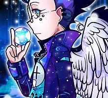 IZ - Dib x Moonlight Embellishment by princelupin