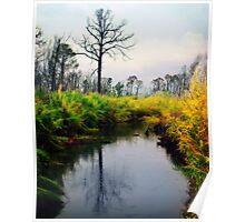 Alabama Gulf State Park Poster