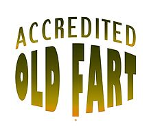 An Accredited Old Fart by Vy Solomatenko