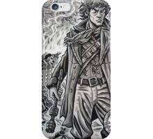 "Young War Doctor/ ""Doctor No More"" iPhone Case/Skin"