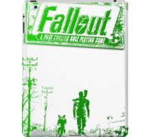 Fallout | Wasteland Adventurer iPad Case/Skin