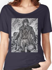 """Young War Doctor/ """"Doctor No More"""" Women's Relaxed Fit T-Shirt"""