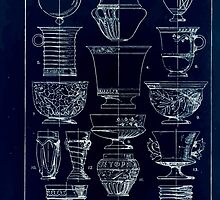 A Handbook Of Ornament With Three Hundred Plates Franz Sales Meyer 1896 0360 Vases Cup Beaker Inverted by wetdryvac