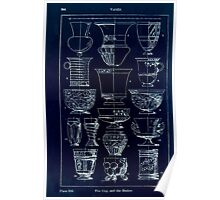 A Handbook Of Ornament With Three Hundred Plates Franz Sales Meyer 1896 0360 Vases Cup Beaker Inverted Poster