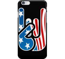 Rockin' USA iPhone Case/Skin
