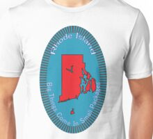 RI - big things Unisex T-Shirt