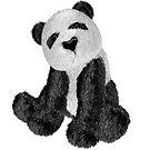 Cute panda bear by bmgdesigns