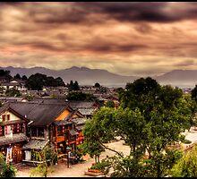 Lijiang Sunrise by RayDevlin