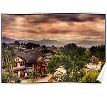 Lijiang Sunrise Poster