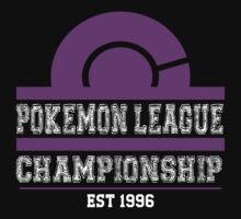 Pokemon League Championship - PURPLE by Dorchette